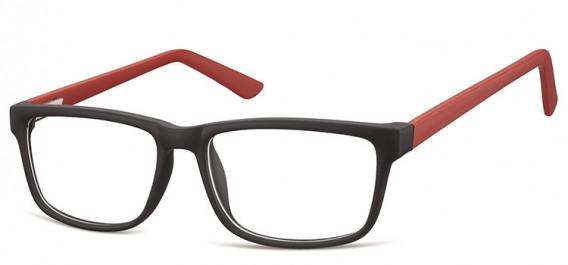 SFE-10561 glasses in Black/Burgundy