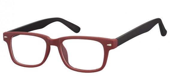 SFE-10560 glasses in Burgundy/Black