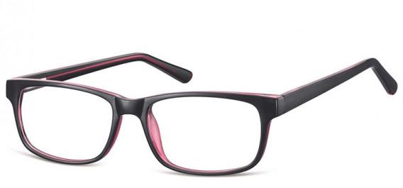 SFE-10558 glasses in Black/Purple