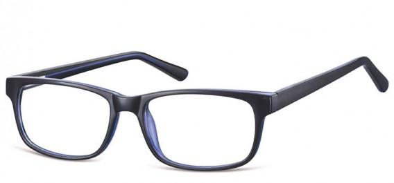 SFE-10558 glasses in Black/Blue
