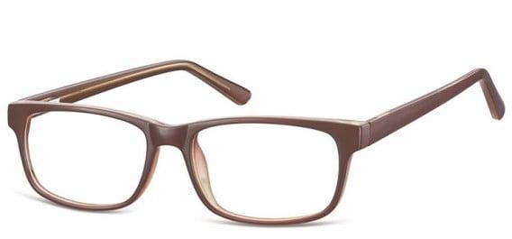 SFE-10558 glasses in Brown/Transparent