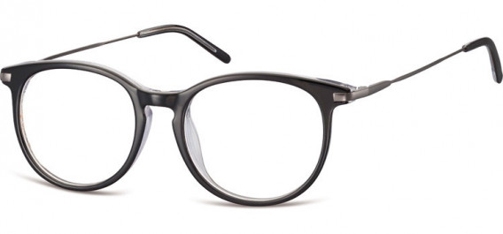 SFE-10553 glasses in Black/Clear