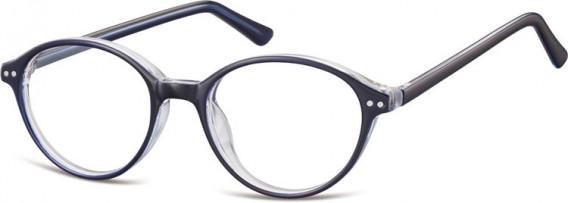 SFE-10552 glasses in Dark Blue/Clear