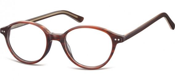 SFE-10552 glasses in Turtle Bordeaux