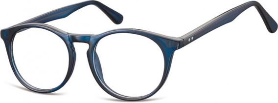 SFE-10551 glasses in Dark Clear Blue