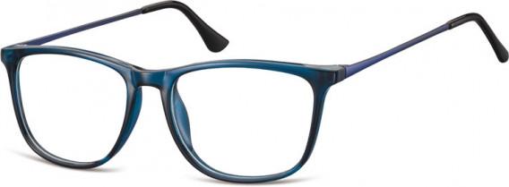 SFE-10548 glasses in Clear Dark Blue