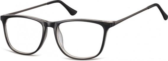 SFE-10548 glasses in Black/Clear