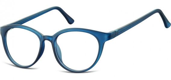 SFE-10546 glasses in Clear Dark Blue