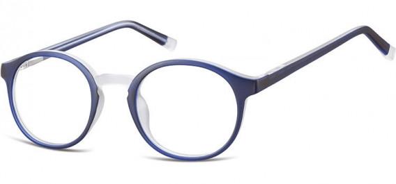 SFE-10544 glasses in Dark Blue/Transparent