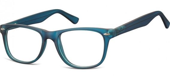 SFE-10541 glasses in Clear Dark Blue