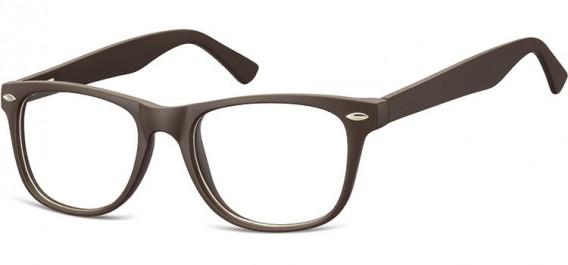 SFE-10541 glasses in Dark Brown