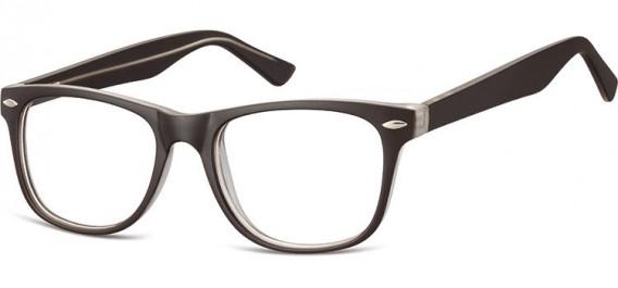 SFE-10541 glasses in Black/Clear