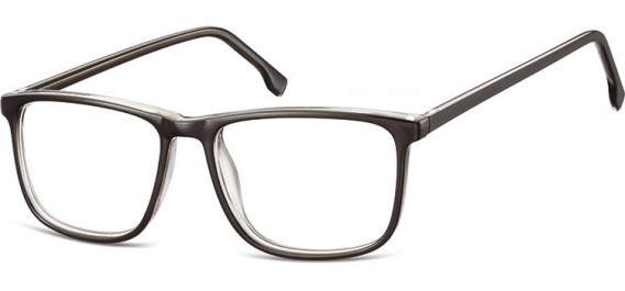 SFE-10539 glasses in Black/Clear