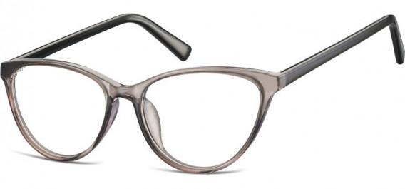 SFE-10535 glasses in Clear Grey/Black