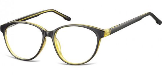 SFE-10534 glasses in Black/Olive
