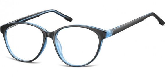 SFE-10534 glasses in Black/Blue