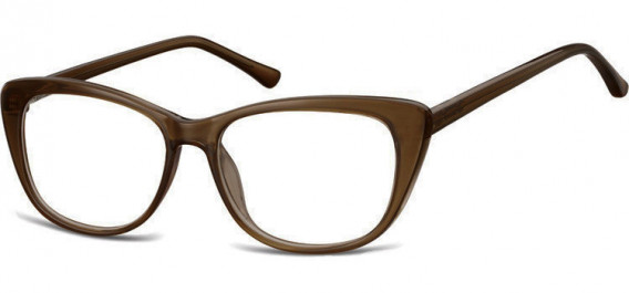 SFE-10532 glasses in Clear Brown