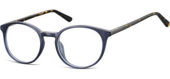 SFE-10531 glasses in Navy Blue/Turtle