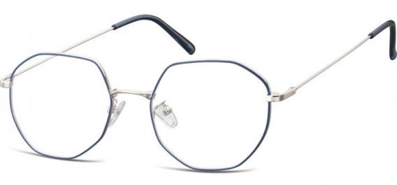 SFE-10530 glasses in Silver/Blue