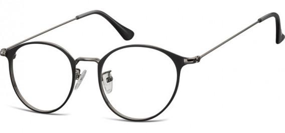 SFE-10528 glasses in Gunmetal/Black