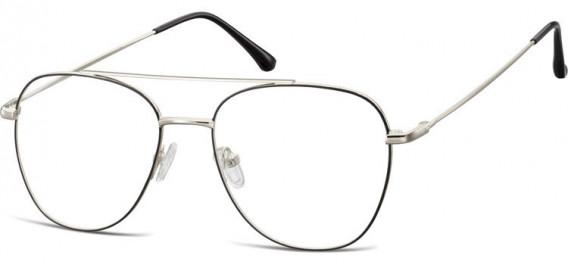 SFE-10527 glasses in Silver/Black