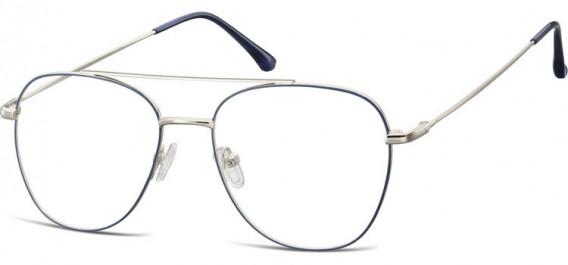 SFE-10527 glasses in Silver/Blue