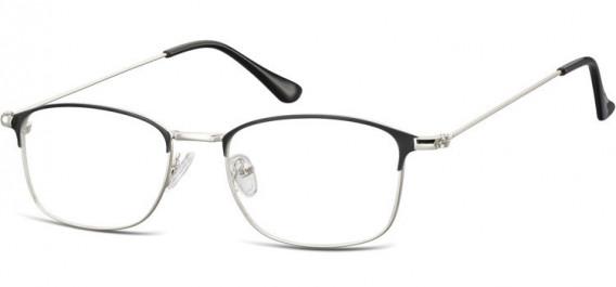 SFE-10526 glasses in Silver/Black