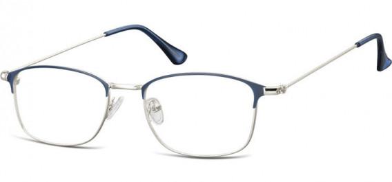 SFE-10526 glasses in Silver/Blue