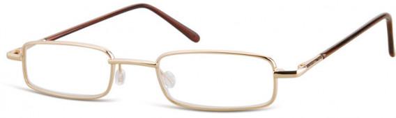 SFE-10589 glasses in Gold