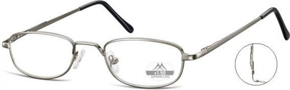 SFE-10588 glasses in Gunmetal