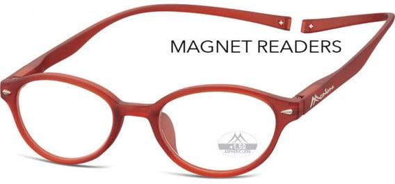 SFE-10587 glasses in Red