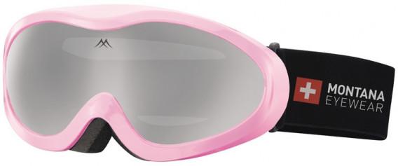 SFE-10637 ski goggles in Shiny Pink