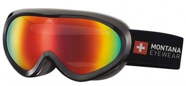 SFE-10635 ski goggles in Shiny Black