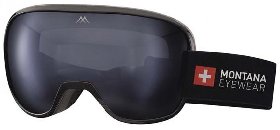 SFE-10634 ski goggles in Shiny Black