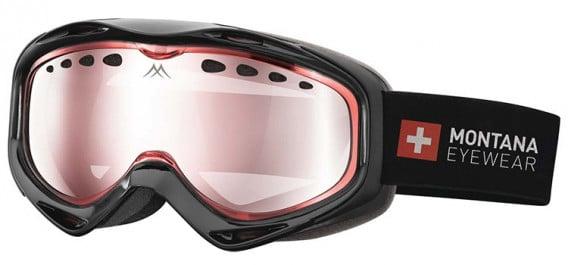 SFE-10633 ski goggles in Matt Black