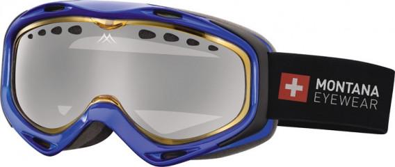 SFE-10633 ski goggles in Shiny Blue