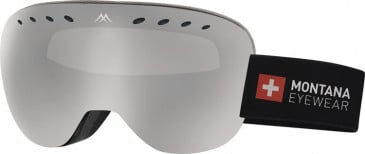 SFE-10632 ski goggles in Matt Black