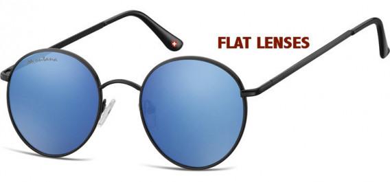 SFE-10631 sunglasses in Black/Blue