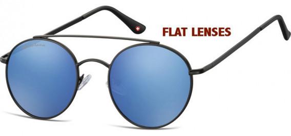 SFE-10630 sunglasses in Black/Blue