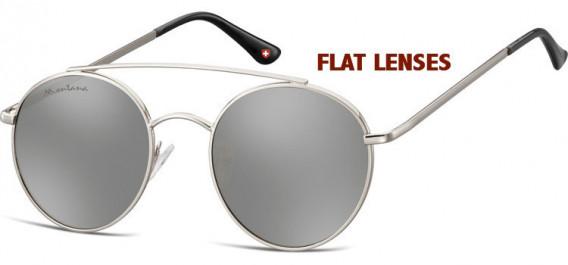 SFE-10630 sunglasses in Silver/Silver Mirror