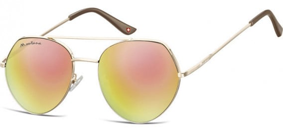SFE-10629 sunglasses in Pink Gold/Pink
