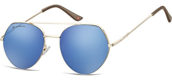 SFE-10629 sunglasses in Pink Gold/Blue