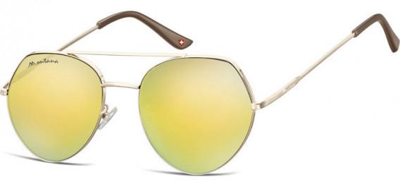 SFE-10629 sunglasses in Matt Black/Blue