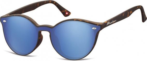 SFE-10627 sunglasses in Turtle/Blue