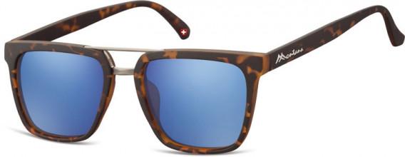 SFE-10626 sunglasses in Turtle/Blue