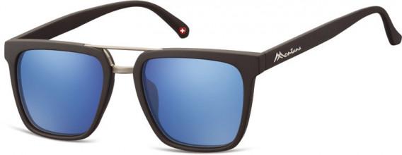 SFE-10626 sunglasses in Black/Blue