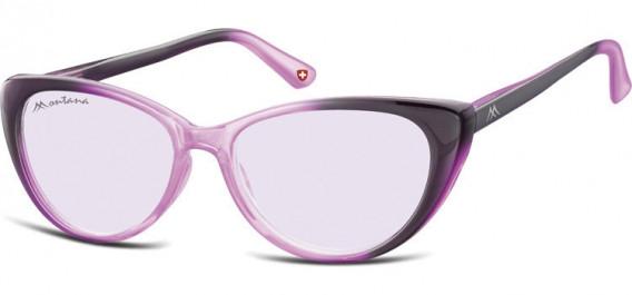 SFE-10624 sunglasses in Gradient Purple/Purple Lenses