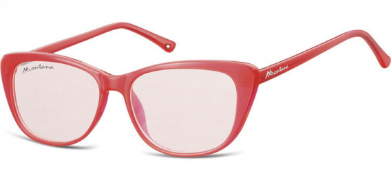 SFE-10623 sunglasses in Red/Red Lenses