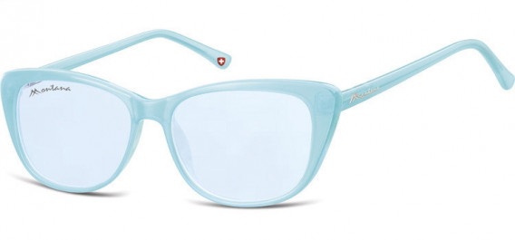 SFE-10623 sunglasses in Blue/Blue Lenses
