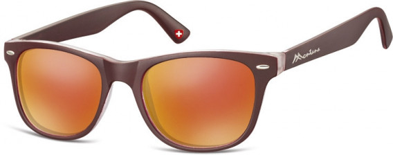 SFE-10622 sunglasses in Burgundy/Red Purple